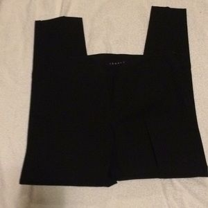 Theory dress black pant